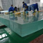 50mm 40mm thick plexi glass sheet acrylic