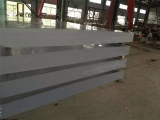 80mm clear thick acrylic sheet panel