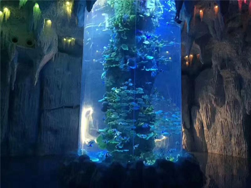 transparent acrylic panels for large aquarium,fish tanks